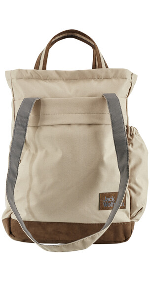 Jack Wolfskin Piccadilly Tote Bag gravel